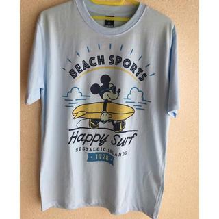Disney - 新品未使用!サーフミッキー Tシャツ Mサイズ