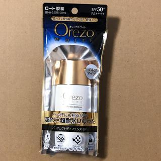 オレゾ(Orezo)のオレゾ ホワイト 50mL(日焼け止め/サンオイル)