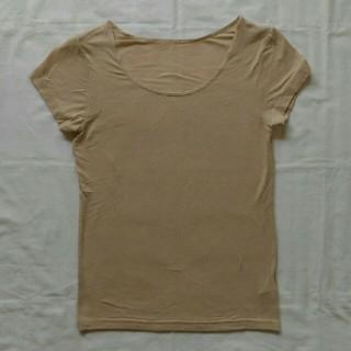 フレンチ袖インナー M 美品(アンダーシャツ/防寒インナー)