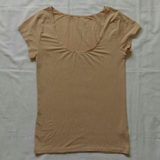 シマムラ(しまむら)のフレンチ袖インナー L(アンダーシャツ/防寒インナー)