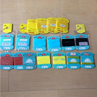 ダイワ(DAIWA)の釣り糸 補修糸 17点セット(釣り糸/ライン)