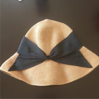 アシーナニューヨーク 帽子(麦わら帽子/ストローハット)