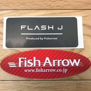 Fish Arrowステッカー(その他)