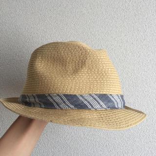 麦わら帽子 パナマ帽(その他)