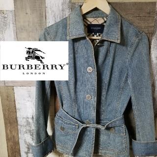 バーバリー(BURBERRY)のBURBERRY デニムジャケット(Gジャン/デニムジャケット)