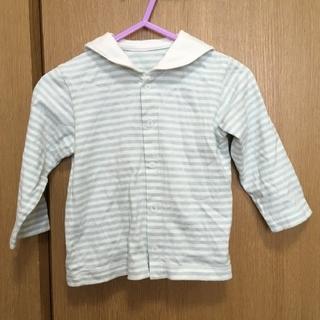 コムサイズム(COMME CA ISM)のコムサイズム 長袖シャツ80(Tシャツ)