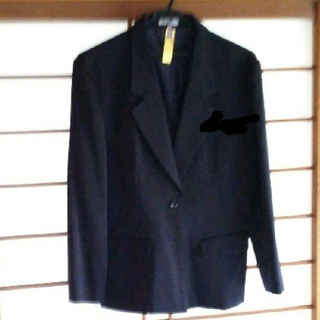 ブラックスーツ☆ジャケットのみ☆13号(テーラードジャケット)