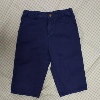コムサイズム(COMME CA ISM)のコムサイズム 紺色 ハーフパンツ(パンツ/スパッツ)