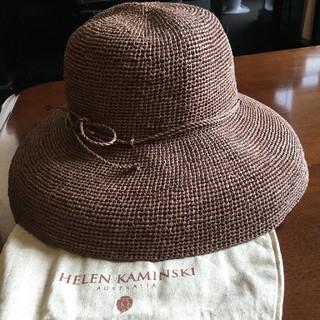 ヘレンカミンスキー(HELEN KAMINSKI)のHelen Kaminski ヘレンカミンスキー プロバンス12 (麦わら帽子/ストローハット)