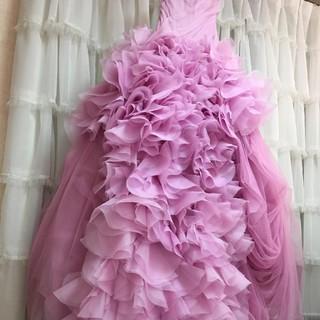 ピンクヘイリー 55万円 (ウェディングドレス)