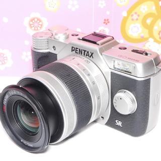 ペンタックス(PENTAX)の❤️キュートな一眼❤️PENTAX Q10 レンズキット❤️(ミラーレス一眼)