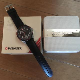 ウェンガー(Wenger)のうーやん様専用♡(腕時計(アナログ))