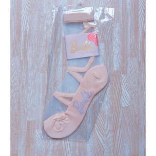 バービー(Barbie)のBarbie バービー バレエシューズ 靴下(ソックス)