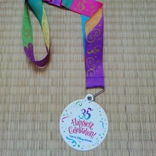 Disney - 非売品 ディズニー 35周年 メダル
