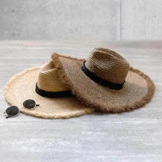 ルームサンマルロクコンテンポラリー(room306 CONTEMPORARY)のroom306 contemporary サマーワイドハット(麦わら帽子/ストローハット)