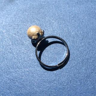 コットンパールリング(リング(指輪))