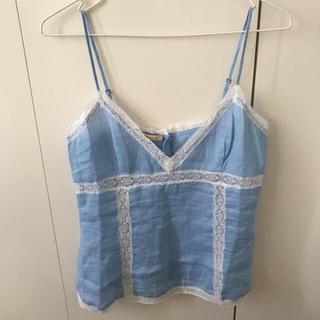 Lochie - vintage lace camisole