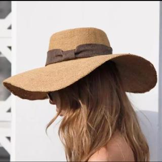 ルームサンマルロクコンテンポラリー(room306 CONTEMPORARY)のroom306 contemporary Braid Ribbon Hat (麦わら帽子/ストローハット)