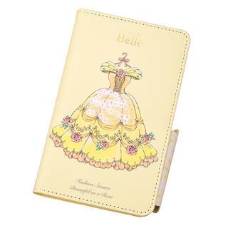 ディズニー プリンセス ベル 美女と野獣 スマホカバー スマホケース 手帳型