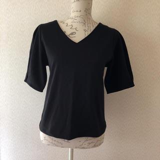 ジーユー(GU)のジーユー*カットソー新品(カットソー(半袖/袖なし))
