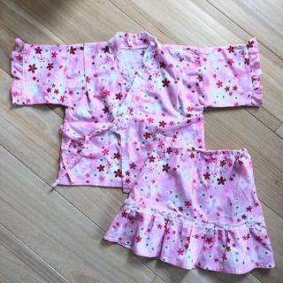 浴衣  ドレス  100㎝   女の子