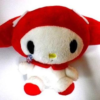 サンリオ(サンリオ)のマイメロ 涙フェイスぬいぐるみ(ぬいぐるみ/人形)