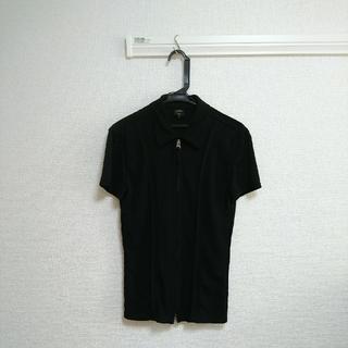 ジャンポールゴルチエ(Jean-Paul GAULTIER)のジャンポール・ゴルチエ ダブルジップアップ 半袖 (Tシャツ/カットソー(半袖/袖なし))