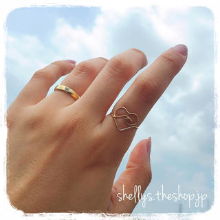 Love Wave Ring ⚓︎(リング)