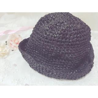 帽子 ハンドメイド(ハット)