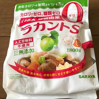 サラヤ(SARAYA)のラカントS 顆粒(調味料)