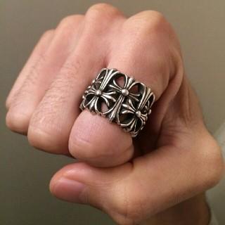 クロムハーツ(Chrome Hearts)のセメタリーリング クロムハーツ(リング(指輪))