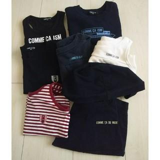 コムサイズム(COMME CA ISM)の90コムサ7枚(Tシャツ/カットソー)