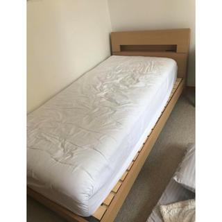 オオツカカグ(大塚家具)のIDCのツインベッド(シングルベッド)