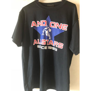AND1 Tシャツ