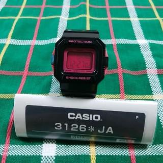 ベビージー(Baby-G)のCASIO g-shock mini 3126*JA(腕時計(デジタル))