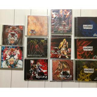 ギルティギア CD ソフト まとめて(ポップス/ロック(邦楽))