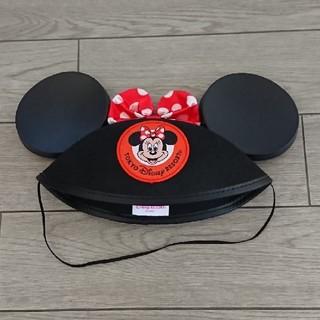 ディズニー(Disney)のDisney ディズニー ミニーマウス イヤーハット(ハット)
