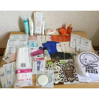 シセイドウ(SHISEIDO (資生堂))の化粧品 シャンプー サンプル まとめ売り(サンプル/トライアルキット)