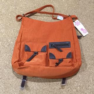 2way リュック×肩掛けハンドバッグ ナイロンリュック 軽量 新品(リュック/バックパック)