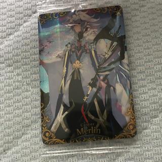 バンダイ(BANDAI)のFGOウエハース SSR マーリン(カード)