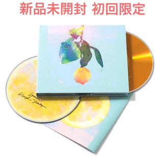 新品未開封 米津玄師 lemon 初回限定 映像盤 CD+DVD(ポップス/ロック(邦楽))