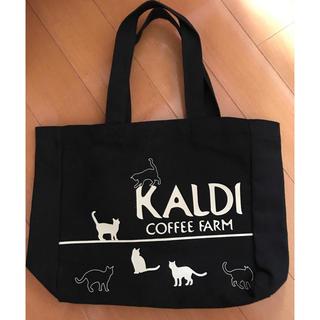 カルディ(KALDI)の★KALDI★ねこの日 トートバック(トートバッグ)