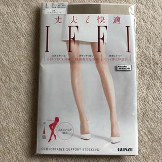 グンゼ(GUNZE)の12.IFFI(タイツ/ストッキング)