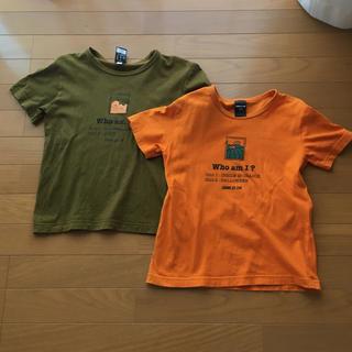 コムサイズム(COMME CA ISM)のCOMME CA ISM コムサイズム  140センチ Tシャツ 2枚(Tシャツ/カットソー)