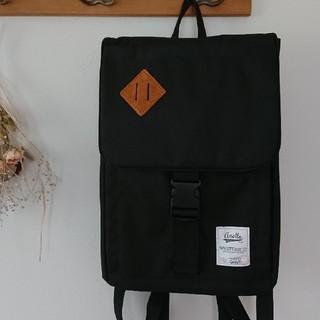 アネロ(anello)の新品未使用★anello 黒リュック(リュック/バックパック)