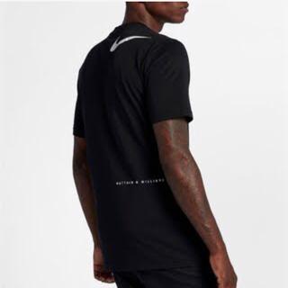 ナイキ(NIKE)のSサイズ NIKELAB X MMW GRAPHIC TEE - BLACK(Tシャツ/カットソー(半袖/袖なし))