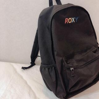 ロキシー(Roxy)のROXY リュック ブラック(リュック/バックパック)