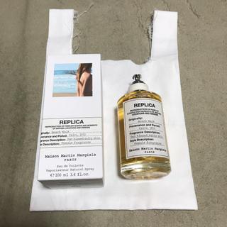 マルタンマルジェラ(Maison Martin Margiela)のメゾンマルジェラ レプリカ ビーチウォーク (香水(女性用))
