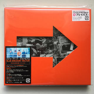 BLUE ENCOUNT VECTOR [CD+DVD]<初回盤>(ポップス/ロック(邦楽))