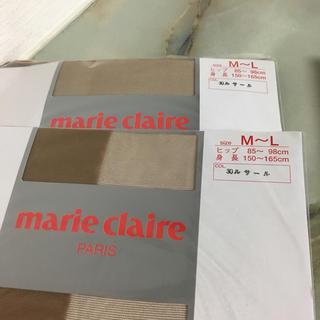 マリクレール(Marie Claire)のマリクレールストッキング(タイツ/ストッキング)